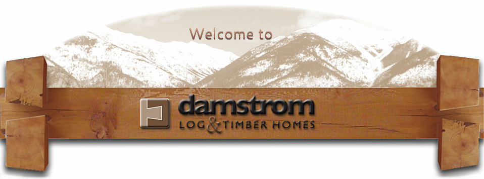 Damstrom Log & Timber Homes
